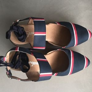 Free people shoes (Monaco Clog Navy) 39
